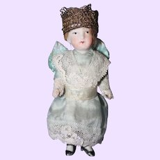 All bisque Doll Made in Germany