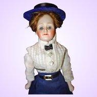 Petite Kestner 172 Gibson Girl Doll