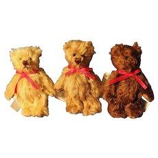 Gund Tiny Group Teddy Bears