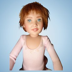 Helen Kish Freckle Face Ballerina 1993 all original