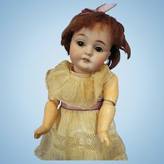 Petite Kestner 143 character Doll 10 Inches