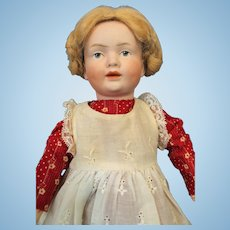 Kley and Hahn 536 Character Doll 12 inches tall