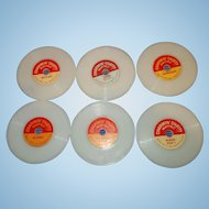 Charmin Chatty Group of 6 Records