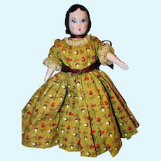 Ruth Gibbs Godey Lady Doll