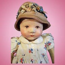 Du Mein Kathe Kruse doll All Cloth