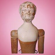 Large Joel Ellis Doll with unusual hands