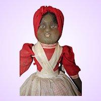 Bruckner Topsy Turvy Cloth Doll