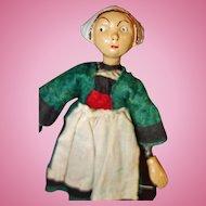 Bucherer Becassine Doll Switzerland all original