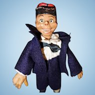 Bucherer Jimmy Dugan Doll Switzerland from Reg'lar Fellers by Gene Byrnes