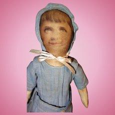 Babyland Photo Face Cloth Rag doll