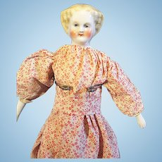 Rarer Blond Petite Flat Top China Doll