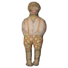 Wade Davis All Cloth Doll