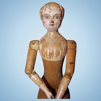 Rarer Large Blond Joel Ellis Doll 15 inches