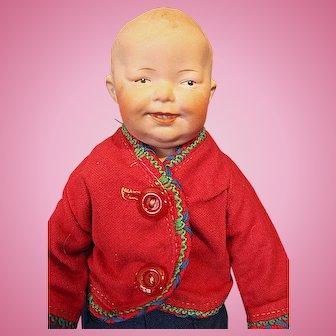 Gebruder Heubach Character Boy Very Rare mold