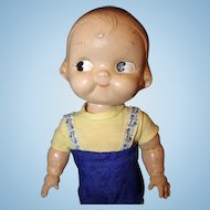 Horsman Campebell Kid Composition Doll