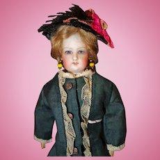 Petite French Fashion doll 0