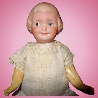 Gebruder Heubach 9056 Googlyd Doll