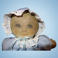 Maude Tousey Fangel All Cloth Doll