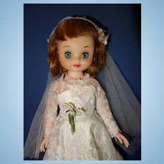 Betsy McCall in 13 1/2 inches tall