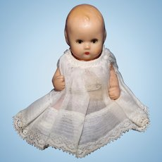 Nancy Ann Storybook Plastic Baby doll