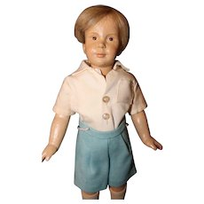 Peter Ponsette Dewees Cochran Doll A/O