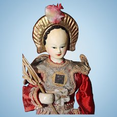Early Doll Made in China