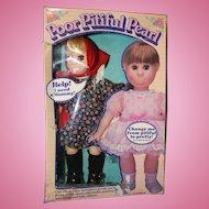 Poor Pitiful Pearl Doll in original box