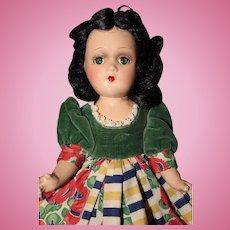 Scarlet O'Hara Madame Alexander Composition Doll