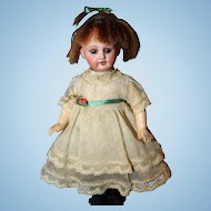 Porzellanfabrik Ravenstein Bisque Socket head doll