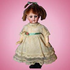 Porzellanfabrik Ravenstein Bisque Socket head doll