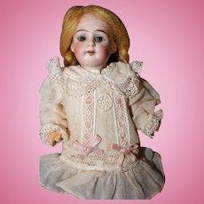 German Bisque Doll Marked 12/0x