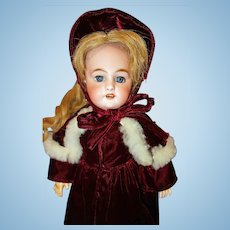 Dep Bisque Doll French Body