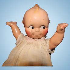Cameo Composition Kewpie Fully jointed Doll