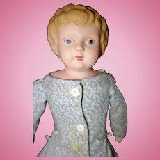 Minerva Metal Head Doll Germany