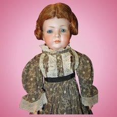 Rarer Kley and Hahn 546 Glass Eye Character Doll