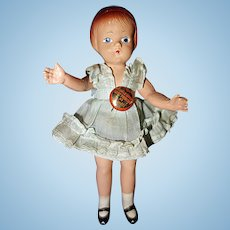 Wee Patsy Colleen Moore Fairy Princess Doll