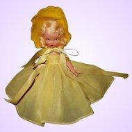Nancy Ann Storybook Doll 171 Daffy Down Dilly