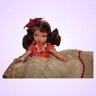 Nancy Ann Storybook 157 Jt. Queen of Hearts