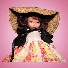 Nancy Ann Storybook Jt. 57 Southern Belle