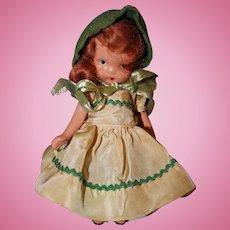 Nancy Ann Storybook Doll 111 Here I am Little Joan