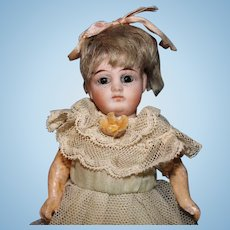 German Bisque Doll marked 14