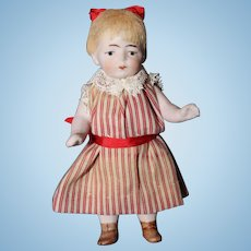 All Bisque Doll Germany