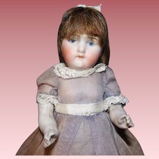 All Bisque Doll marked 620.4 Germany