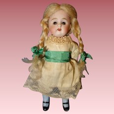 All Bisque Doll Marked 150 2/0