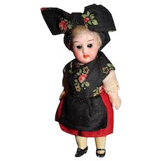 German Bisque Doll all original 250