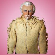 Buffalo Bill Cody a Kimport Doll