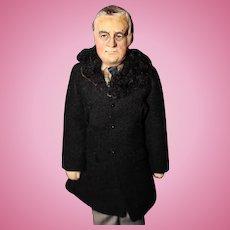 Franklin Delano Roosevelt by Ruby Mckim Kimport Dolls
