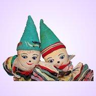 Jingle Bell Jacks All Cloth