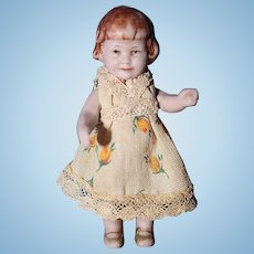 Baby Peggy Montgomery Doll all bisque