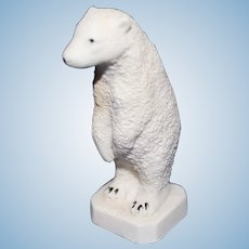 All Bisque German Polar Bear